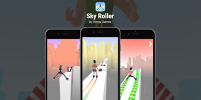 Sky Roller (MOD, Unlocked All) APK Download