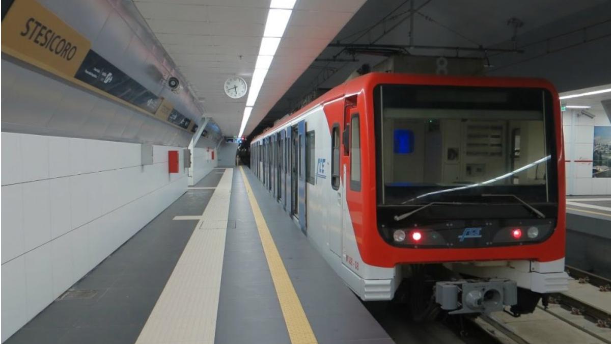Metropolitana di Catania nuove tratte