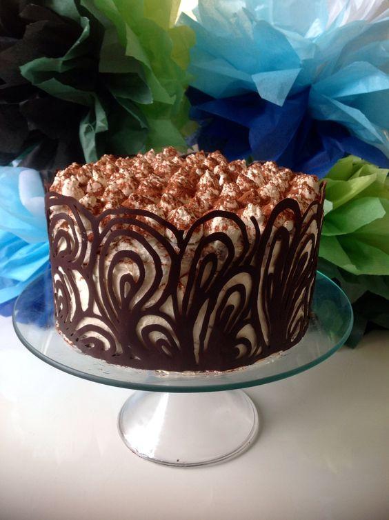 20 GAMBAR CAKE TIRAMISU YANG CANTIK DAN MENARIK