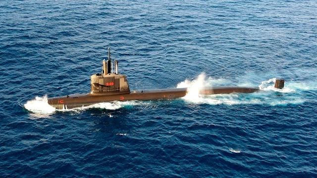 Submarino Riachuelo Clase Scorpene de la Armada Brasileña