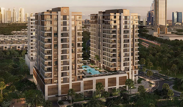 Ellington Wilton Terraces New Launch Property in Meydan Dubai
