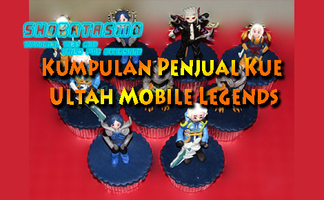 Kue Untuk Ulang Tahun Tema Mobile Legends