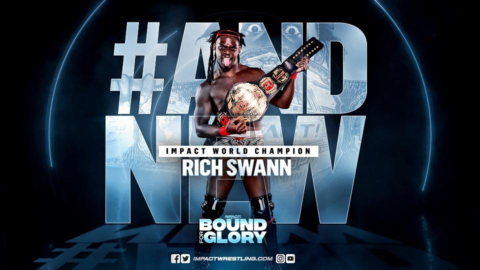 Novos campeões são coroados no IMPACT Bound for Glory