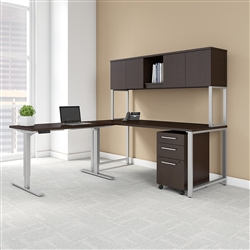 Bush Ergonomic Executive Desk
