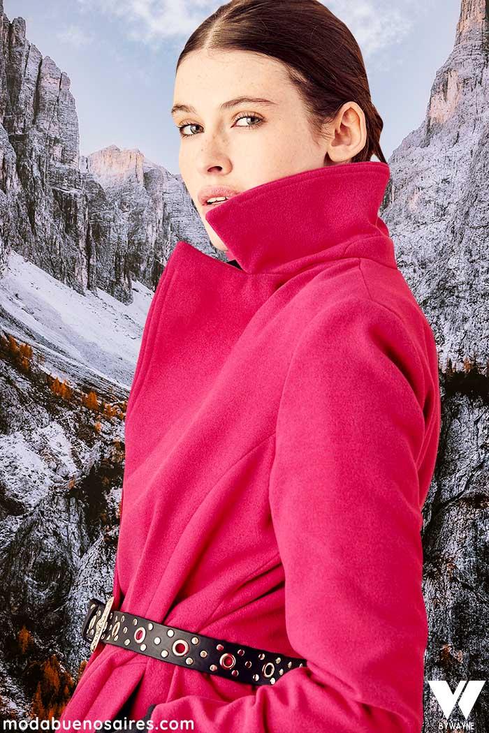 tapado invierno 2021 moda