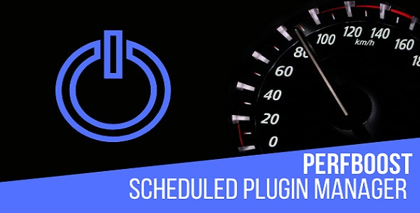 Download PerfBoost Scheduled Plugin Manager v1.0 - Boost WordPress Performance