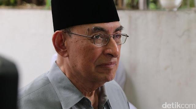 Alwi Shihab: Kelompok Rad1kal Selalu Anggap Tokoh Islam di Indonesia KW 2