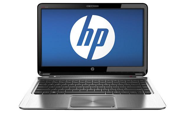 Лэптоп Hewlett Packard
