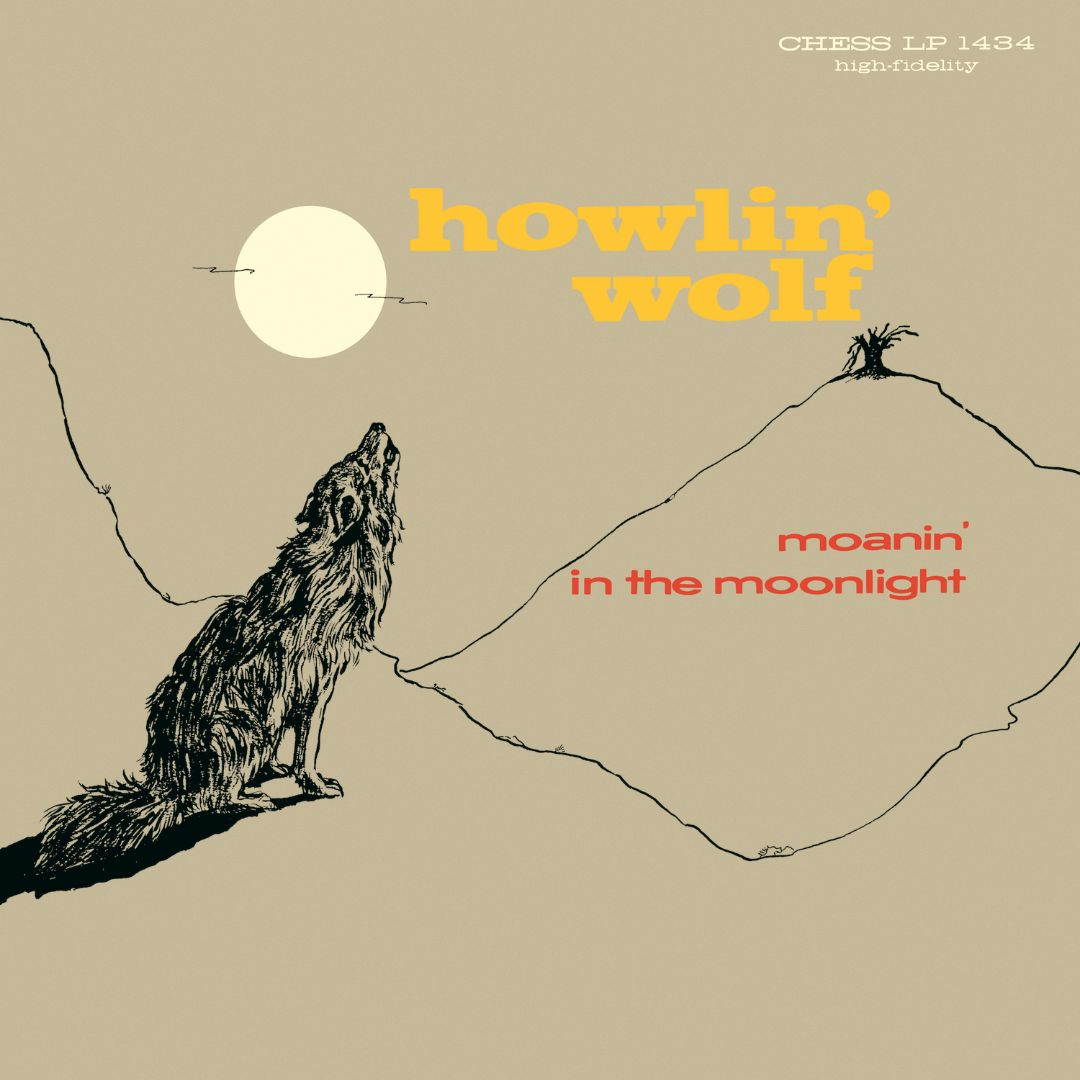 Howlin' Wolf - Moanin' At Midnight - The Memphis Recordings