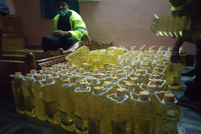 An oil mine was found in a house in Rangpur
