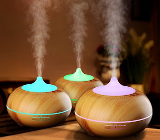 Essential Oil Room Humidifier and Diffuser
