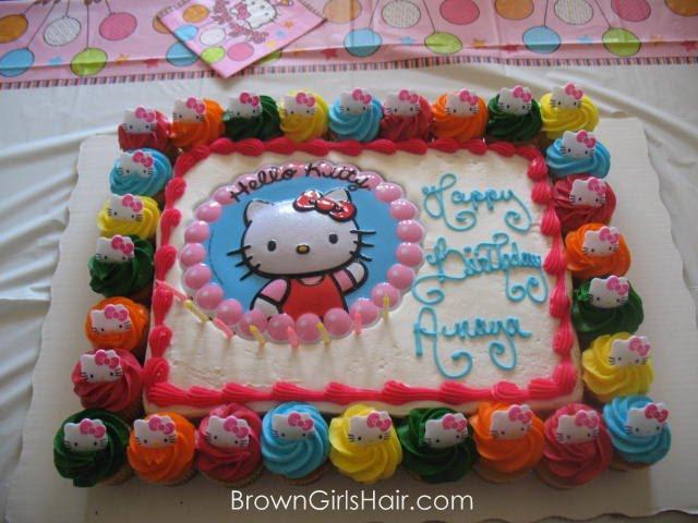 Sams Club Hello Kitty Cake
