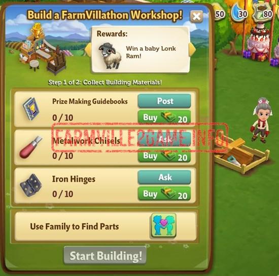 FarmVillathon Workshop