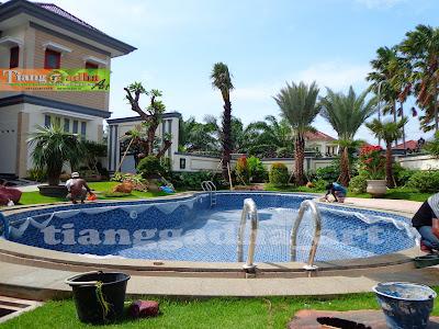 Harga Pembuatan Taman Per Meter Surabaya