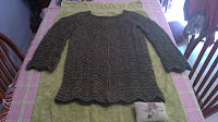 Leisl Cardi(pattern by Ysolda S Teague