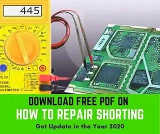 short circuit diagram cell phone repair tutorial pdf