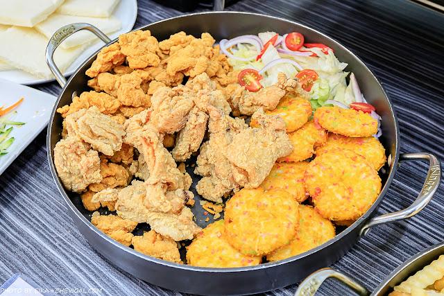 MG 0991 - 熱血採訪│韓式烤肉吃到飽400有找,多種肉品、蔬菜、熟食、小菜、飲料與冰淇淋,都在肉鮮生韓式烤肉吃到飽