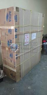 Etalase Display Untuk Pakaian - Furniture Semprot Disinfektan - Furniture Semarang