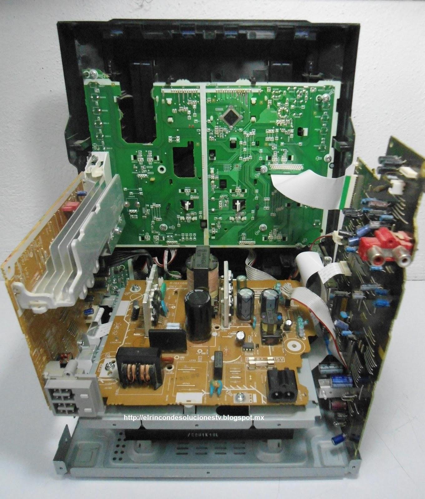 El rincón de soluciones tv    : Panasonic SAAKX50