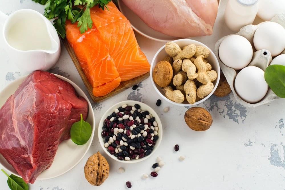 16 Alimentos Ricos em Colina