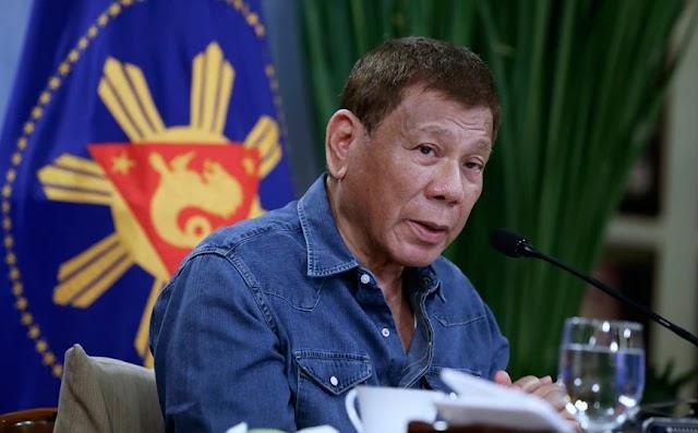 Ο Ντουτέρτε επιμένει για τον πόλεμο κατά των ναρκωτικών: Αν είναι να δικαστώ ας το κάνει Φιλιππινέζος δικαστής