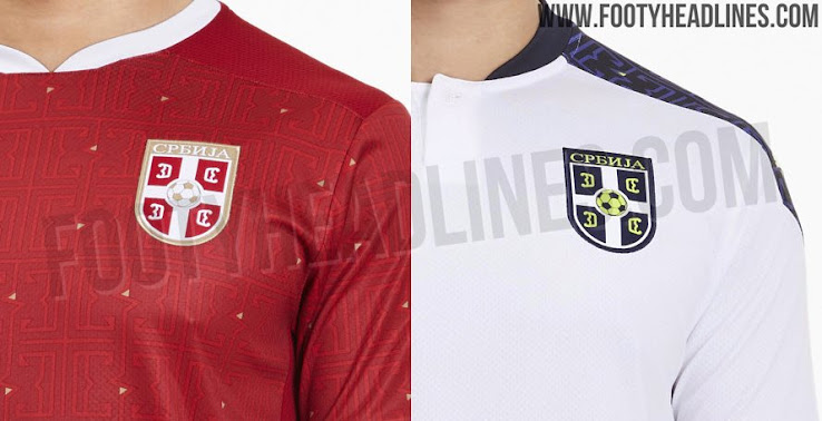 Puma Serbia 2020 Home & Away Kits Leaked - Crazy Away Shorts ...
