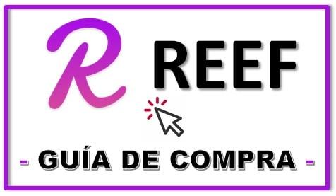 Comprar REEF COIN Tutorial Actualizado y Completo con Euros y Dólares