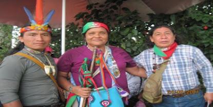 9 de Agosto Día Internacional de los Pueblos Indígenas
