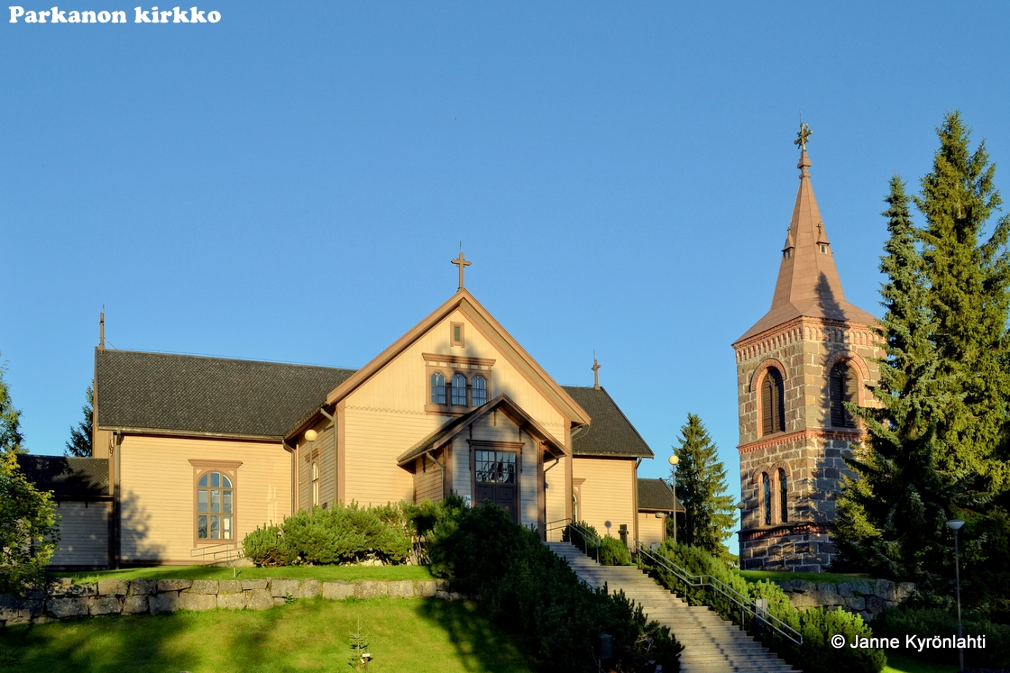 Parkanon Kirkko