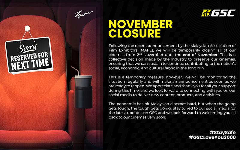 Penutupan Seluruh Panggung Wayang Bermula 2 November 2020