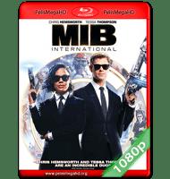 HOMBRES DE NEGRO: MIB INTERNACIONAL (2019) FULL 1080P HD MKV ESPAÑOL LATINO
