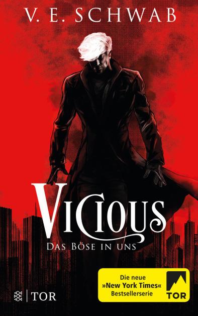 Vicious von V. E. Schwab