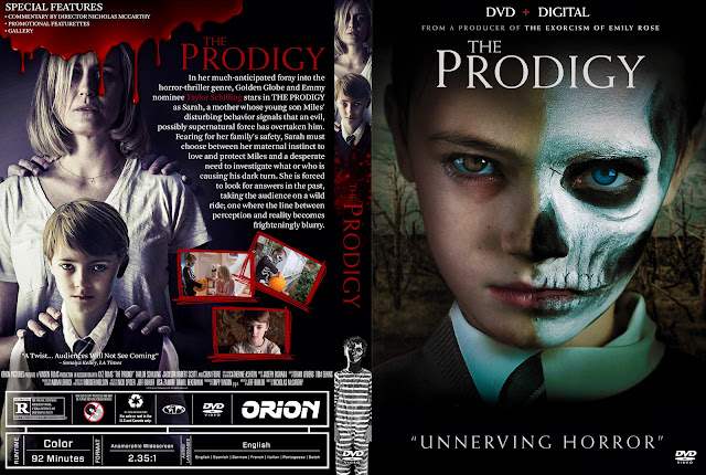 The Prodigy DVD Cover