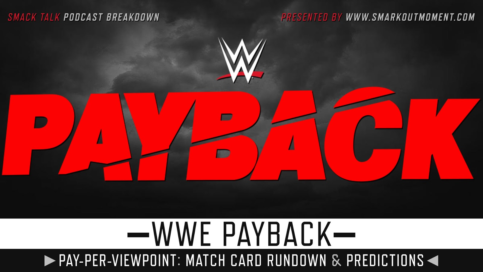 WWE Payback 2020 spoilers podcast