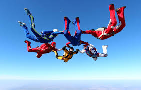 Sky Diving Training - The Initial Process