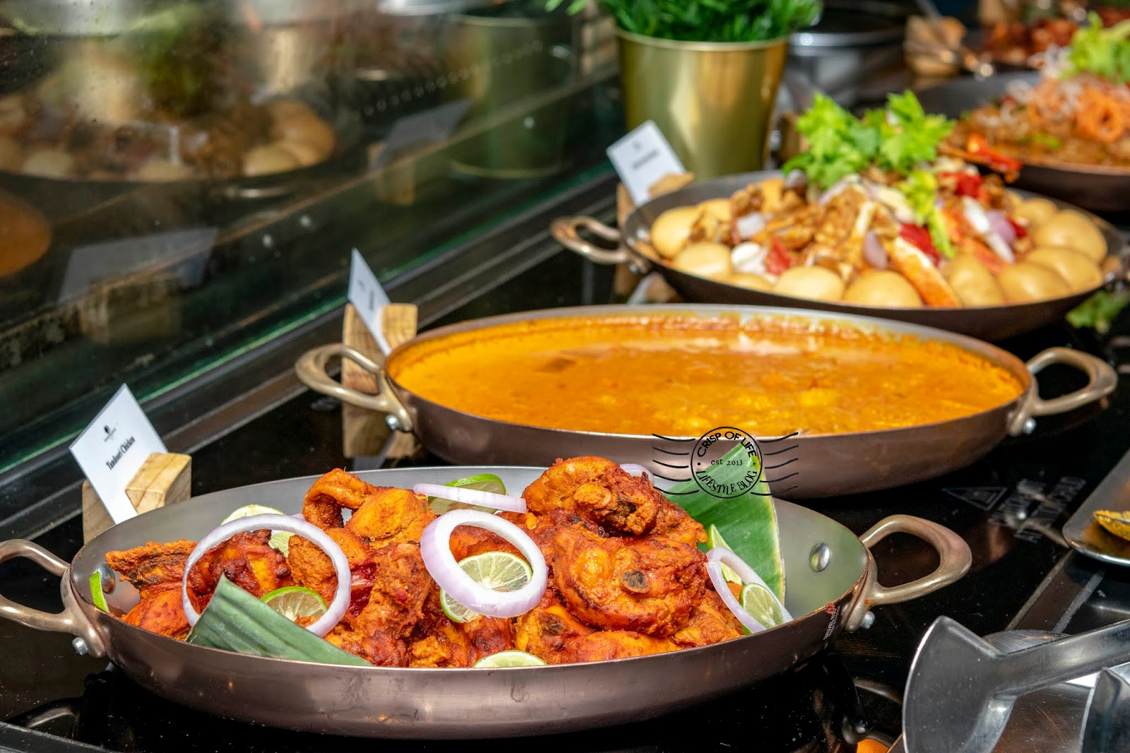 Christmas and New Year's Eve Buffet Celebration at DoubleTree by Hilton Penang