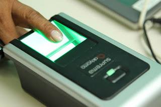 Cadastramento biométrico no município de sossego começa em 6 de novembro