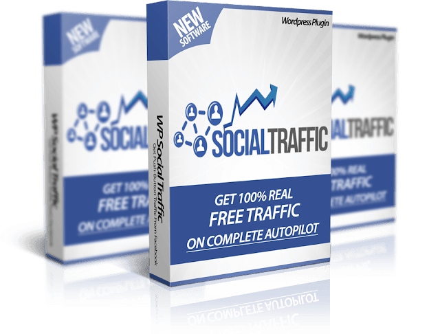 [GIVEAWAY] WP Social Traffic Pro [Fully AUTOMATED Traffic from Facebook]