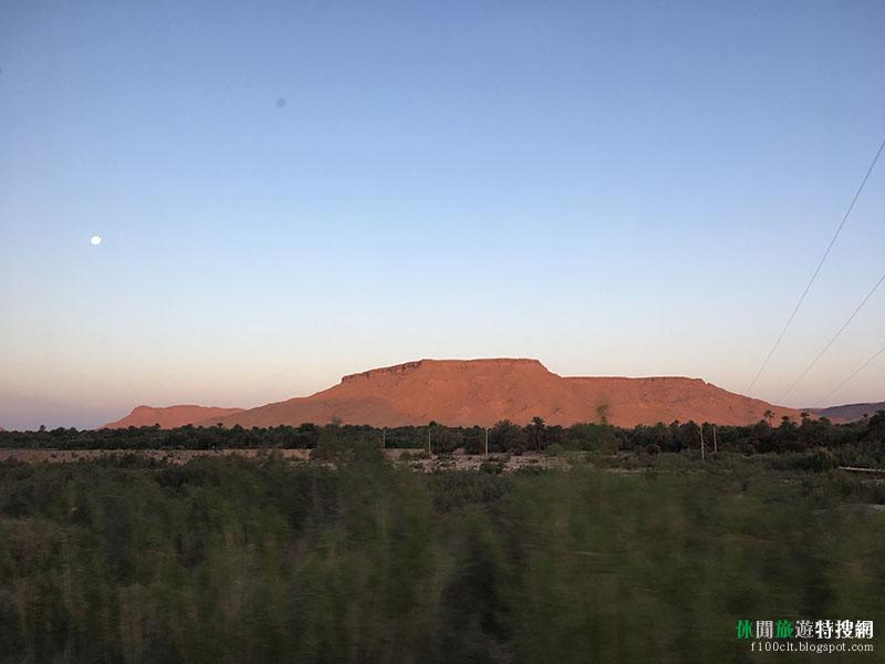 北非摩洛哥冒險記第6天:夜宿撒哈拉沙漠之中 仰望著星空 感受這一千零一夜