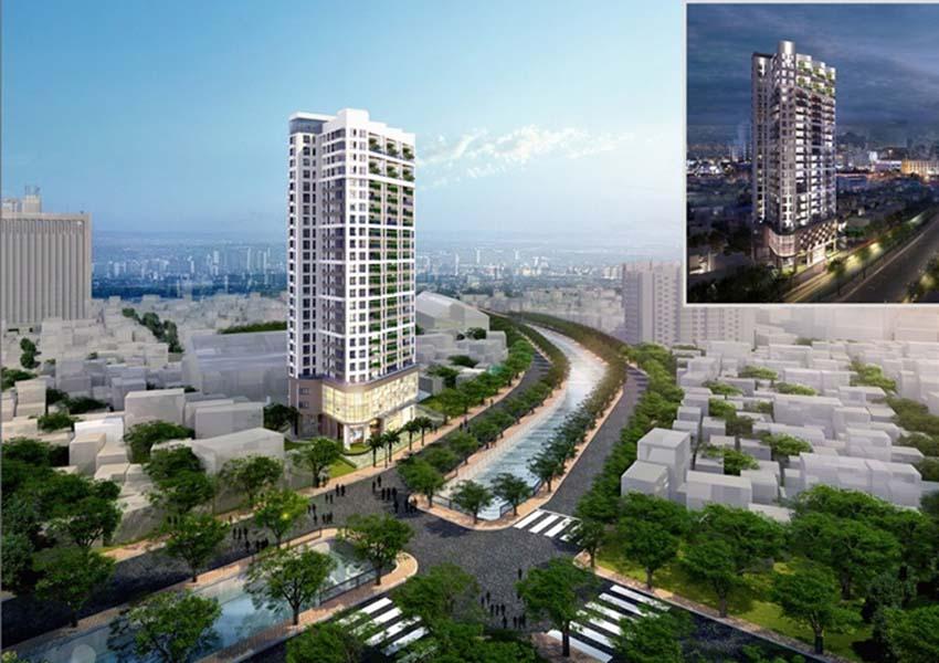 Dự án chung cư Bình An 118 Nguyễn Văn Trỗi