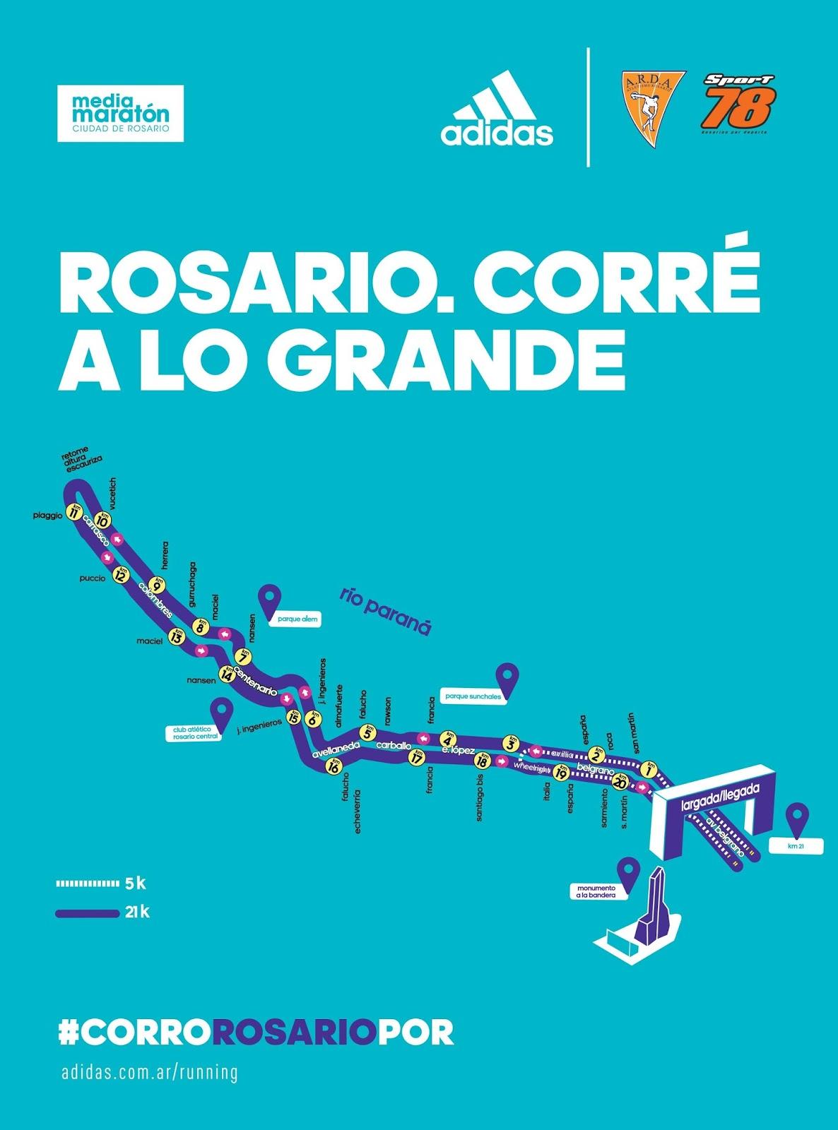 adidas rosario 21k