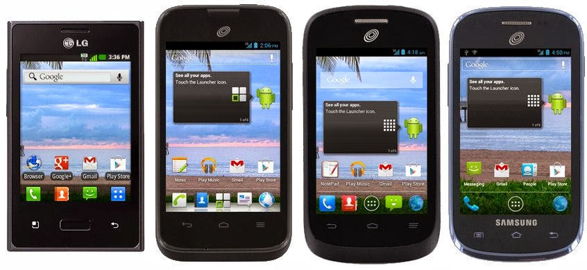 New Android Phones and Affordable PAYGO Data Come to TracFone