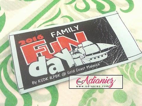 Family Fun Day di Gold Coast Melaka International Resort