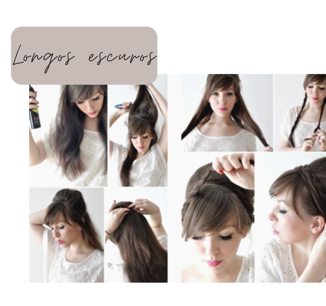penteados inverno