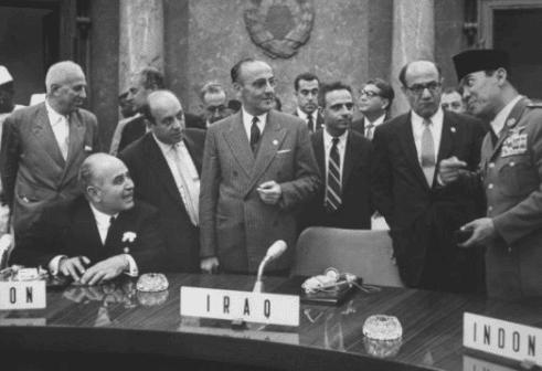Mendirikan Gerakan Non-Blok (1961)