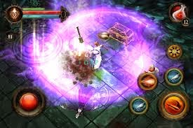 Game Terbaru android Dungeon Hunter 4