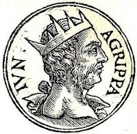 Ирод Агрипа II - Гийом Руйе, 1553 г.