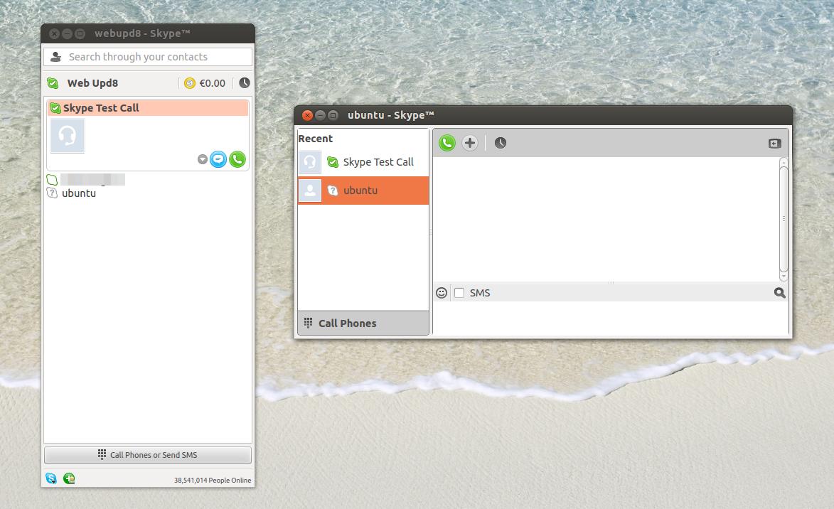 Skype 4.0 For Linux Available For Download ~ Web Upd8: Ubuntu / Linux blog