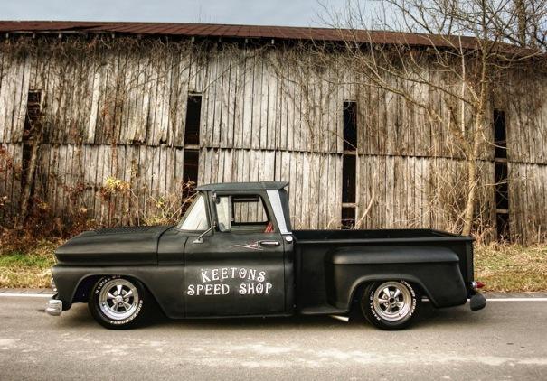 American Rat Rod Cars & Trucks For Sale: 1963 Chevrolet C-10