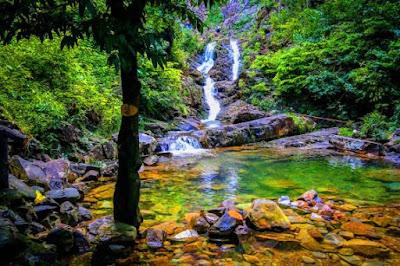 Hutan Lipur Air Terjun Temurun Tempat menarik di Langkawi untuk dilawati